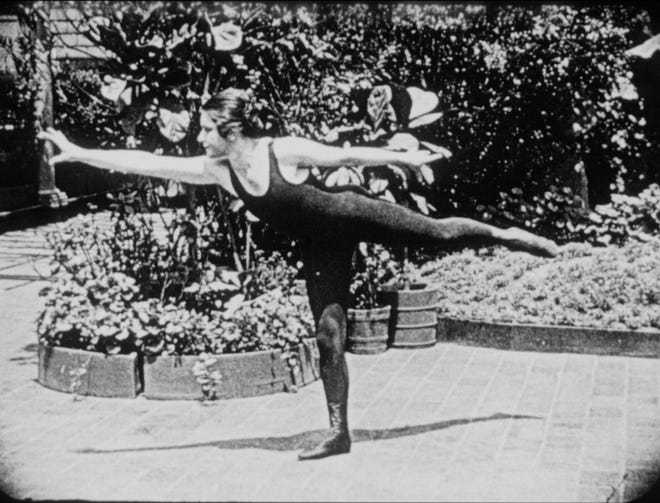 Vintage exercises, anyone?