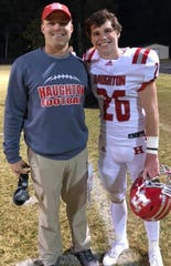 Parkway recently named Haughton assistant coach Matthew Sewell as the team's offensive coordinator.