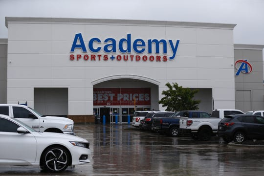 Academy Sports + Outdoors on Tuesday, May 12, 2020