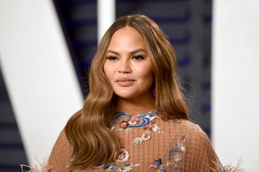 """In a since-deleted <a href=""""https://www.refinery29.com/en-us/2015/04/85775/chrissy-teigen-racism"""">2015 tweet</a>, Teigen shared another racist encounter she experienced when a &quot;seemingly normal looking dude screamed&quot; a racial slur at her after she dropped her sunglasses on Santa Monica Boulevard."""
