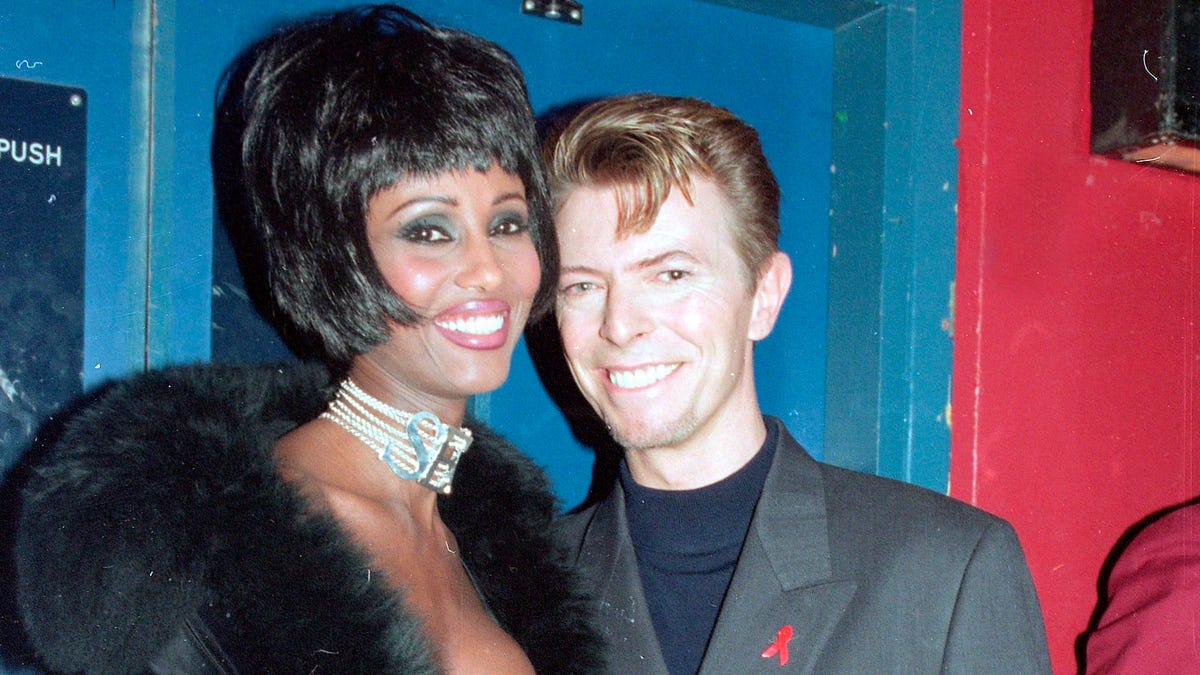 David Bowie S Daughter Lexi Hasn T Seen Mom Iman In Six Months