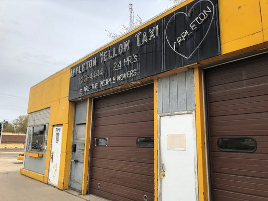 Appleton Yellow Taxi at 705 W. Wisconsin Ave. in Appleton has closed.