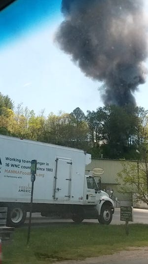 Two North Carolina DOT fire sheds caught fire on May 3, causing about $45,000 in total damages.