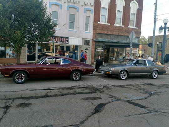 Cruising Like Back in the 90s will feature classic cars rolling through the streets of downtown Marshall on Friday, May 15, 2020.