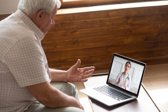 From setting up a quiet space to writing out questions in advance, here's how to make the most of a telehealth visit.
