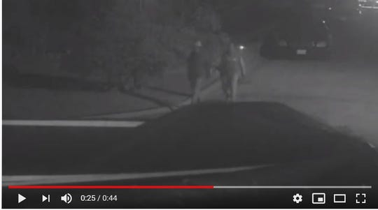 Corpus Christi police are seeking two suspects they believe are involved in a shooting on Suntan Avenue on April 25. Anyone with information should call Crime Stoppers at 361-888-8477.