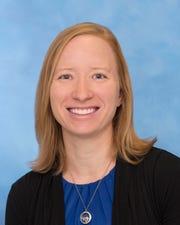 Dr. Elizabeth Lloyd, a pediatric infectious diseases specialist at Michigan Medicine C.S. Mott Children's Hospital in Ann Arbor.