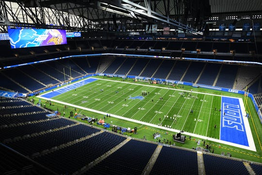 Odds are good Ford Field will not be packed when the Lions open their season Sept. 13 against the Chicago Bears on
