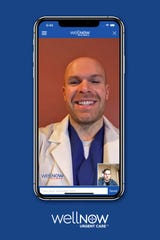 Virtual visits with medical professionals will be the new normal and WellNow Urgent Care in Elmira has expanded its platform.