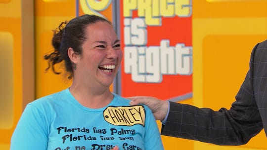 "Former Fort Myers resident Harley Engle competed on Friday's episode of ""The Price Is Right."""