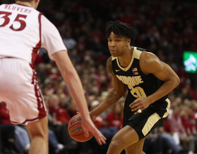 Nojel Eastern is transferring from Purdue after three seasons.