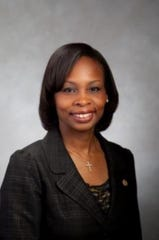 Ivy Taylor is the president of Rust College.