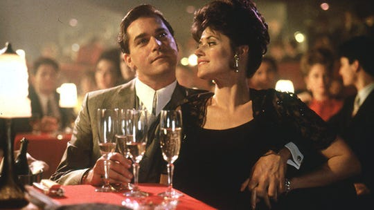 "Lorraine Bracco earned an Oscar nomination for her role opposite Ray Liotta in Martin Scorsese's ""Goodfellas."""