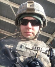 Erik Bakko was an Army parachute rigger from 2000 to 2006 and served in the Wisconsin Army National Guard from 2010 to 2016. He deployed to Afghanistan twice and Iraq once. Photo by Erik Bakko