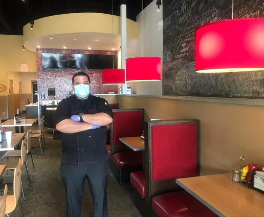 Guillermo Cebero and his family opened Fresh Bite in Murfreesboro. The restaurant serves breakfast, lunch and dinner.