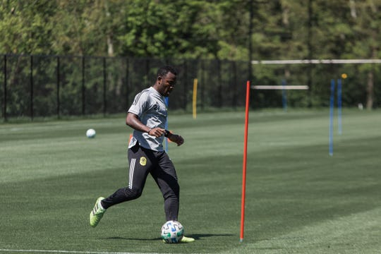 Nashville SC players return for individual training sessions