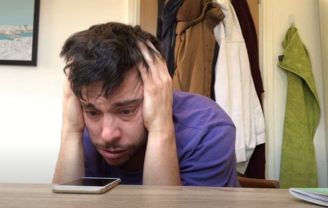"Matthew Bunn in Joseph Bulrid's ""Scatching the Surface"""