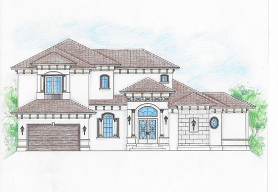 Cintron Custom Builders will begin construction of a two-story waterfront custom home in the Conners Vanderbilt Beach community in North Naples.