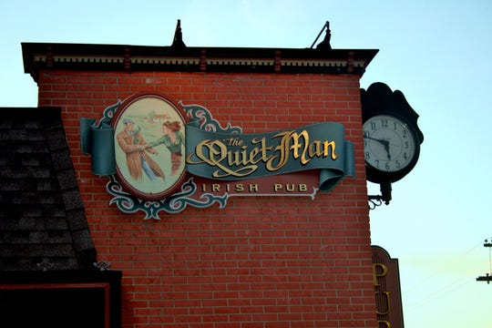The Quiet Man Irish Pub expects take-out and delivery services will continue on after quarantine ends.