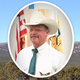 Michael Wood, 2020 candidate for Lincoln County Sheriff in New Mexico.