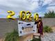 Miranda Gaona's husband threw a backyard commencement to celebrate her master's degree from Arizona State University.