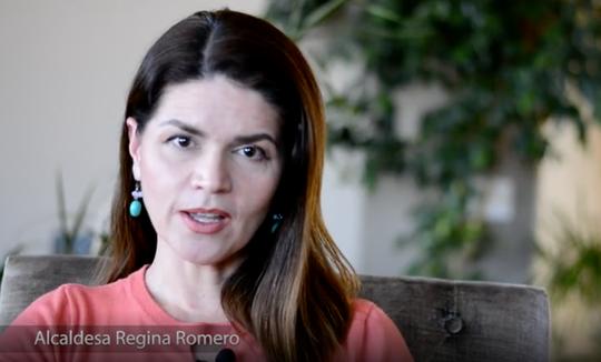 Regina Romero, Mayor of Tucson.