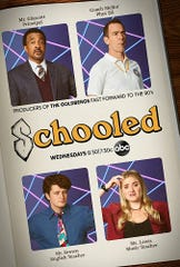 """Schooled"" is a spinoff of ""The Goldbergs."""