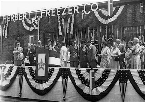York's award-winning H.J. Freezer Co., a shirt maker, was operating at full speed in the summer of 1944 when a worker died from polio. That forced the closure of the plant for at least two weeks, sending 300 workers home. Polio and other public health threats have plagued the county since its earliest days.