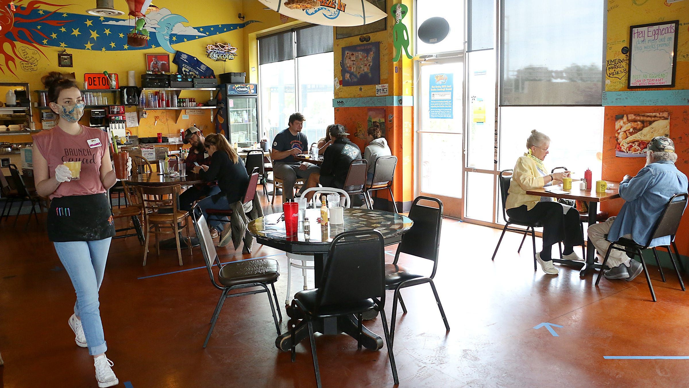 Reno Restaurants Open Christmas Day 2020 Coronavirus: Reno restaurants reopen after 7 weeks