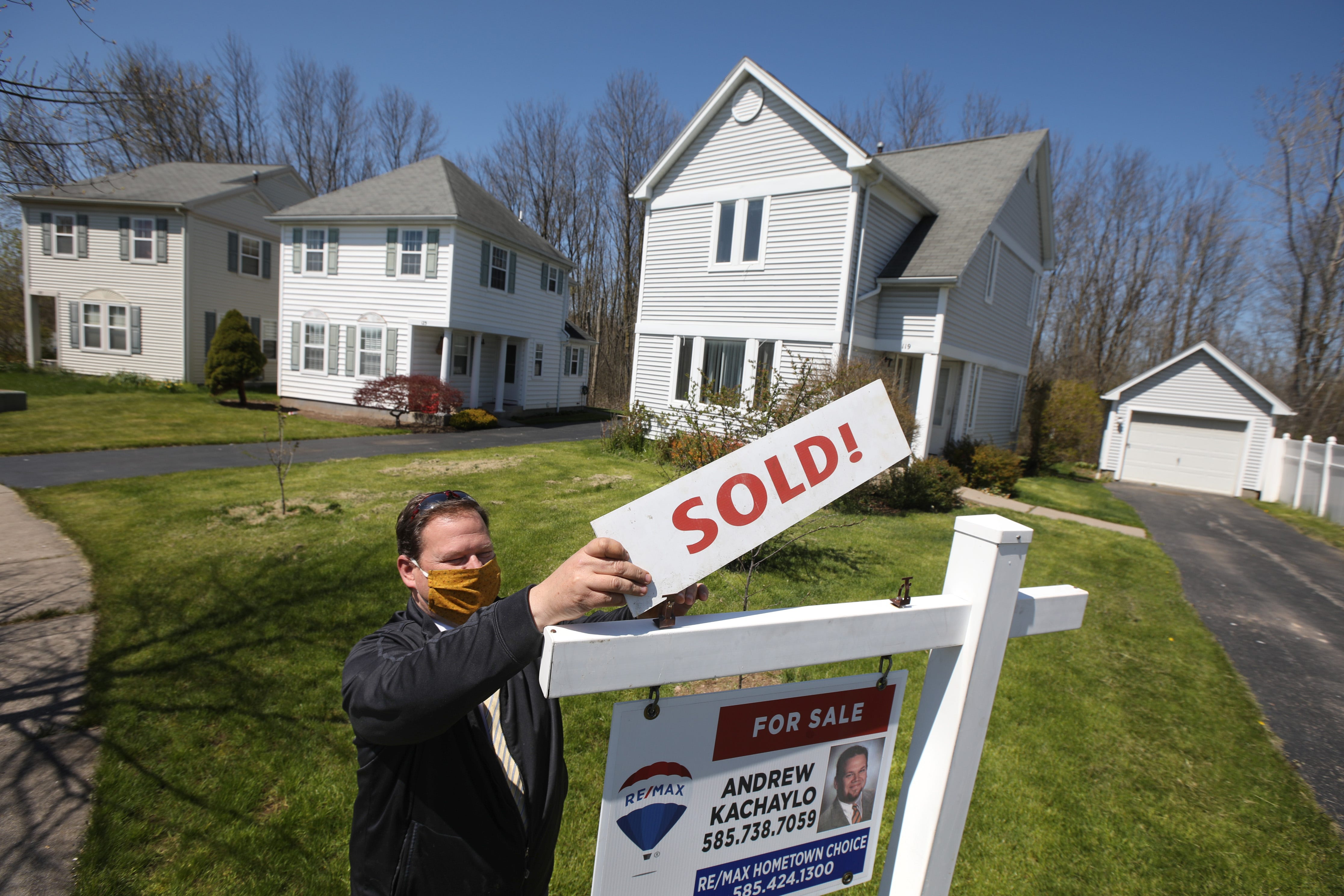 Rochester Ny Real Estate To Restart In Person Showing How Will Rochester S Real Estate Market Look After Shutdown