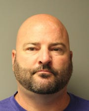 The Delaware State Police have arrested Woodrow W. Dickerson (photo 2018), 44, of Lewes, DE for 5th offense DUI following a domestic related incident.