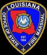 Louisiana Fire Marshal seal