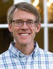 First Baptist pastor Dr. Jeff Raines