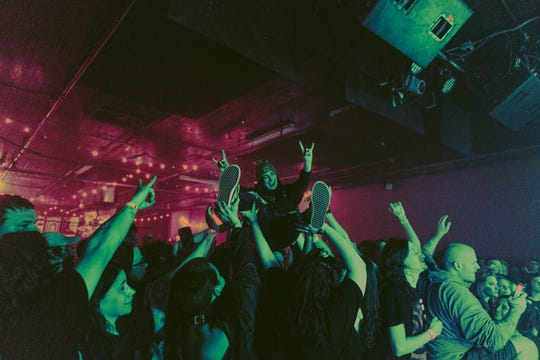 Silent Planet was the most recent musical act to perform at Outland Complex in downtown Springfield on March 15, 2020. The venue owner estimates the place has a 60-percent chance of surviving the COVID-19 economic crisis.