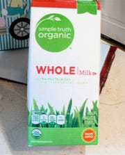 .Kroger brand Simple Truth has a long shelf life milk.