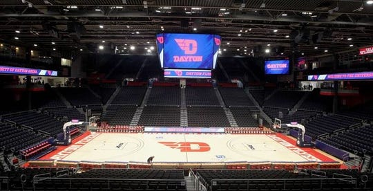 University of Dayton Arena will be the new home of the girls state basketball tournament beginning in the 2020-21 season, the Ohio High School Athletic Association announced on Tuesday. The tournament will be held there for three years,