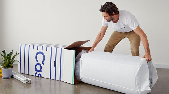 Snag yourself a Casper mattress with this sale.