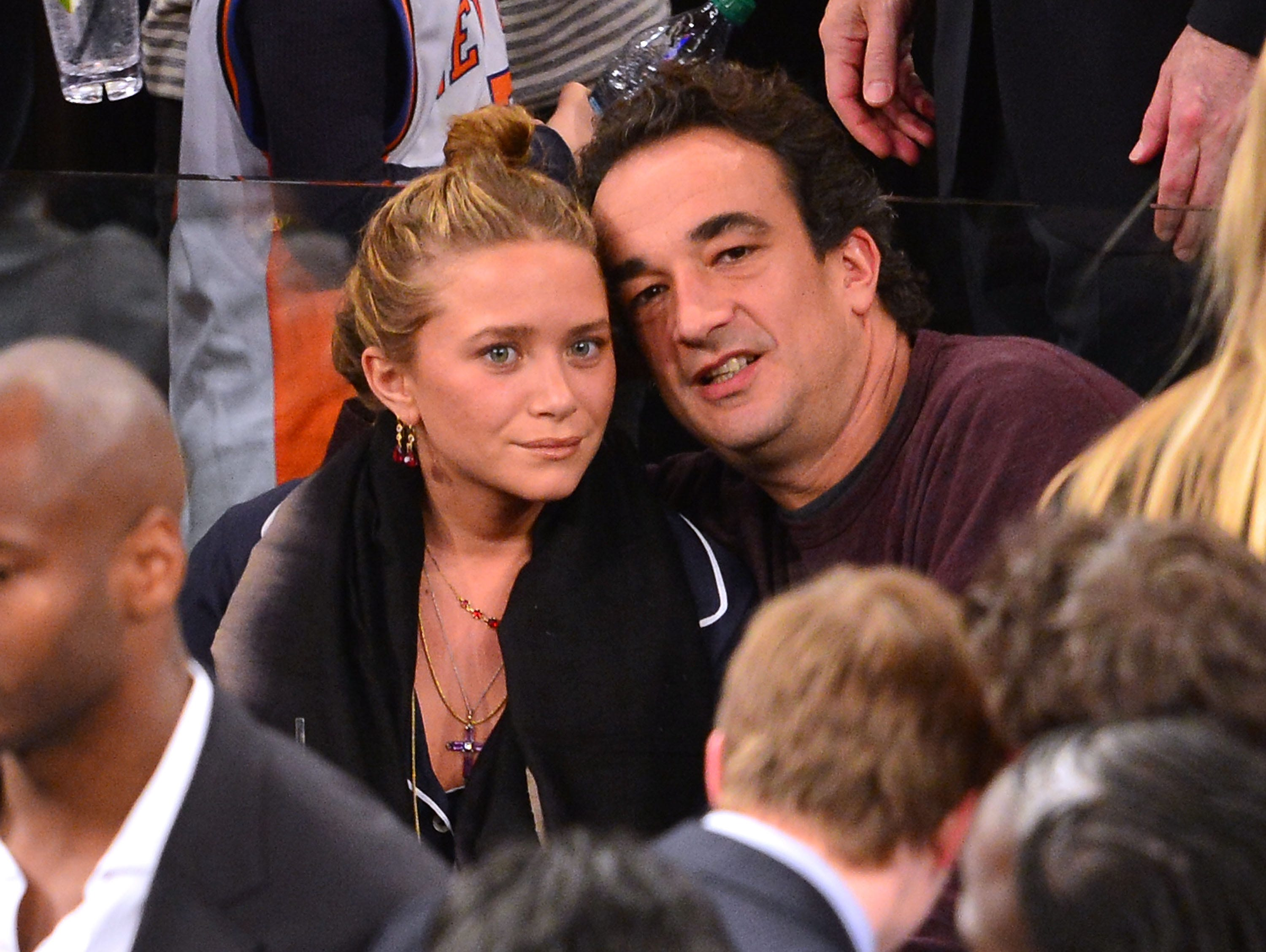 Mary-Kate Olsen's filing for divorce from Olivier Sarkozy is rejected