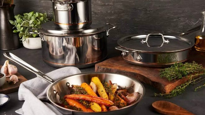 All-Clad cookware is a lot more affordable right now thanks to this sale.