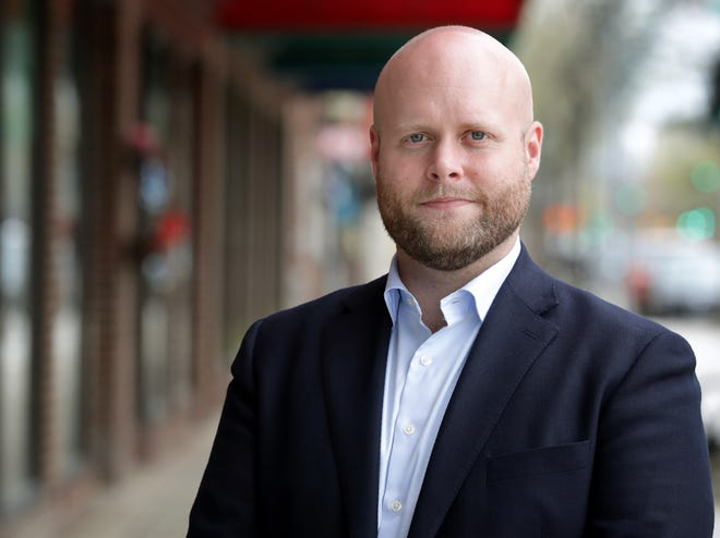 Appleton Mayor Jake Woodford plans to meet face-to-face with residents and business owners once the COVID-19 restrictions are lifted.
