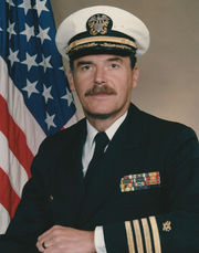 A photo of Tex Lewis during his time in the Navy. Lewis, a long time Central Kitsap icon, died last week at age 82.