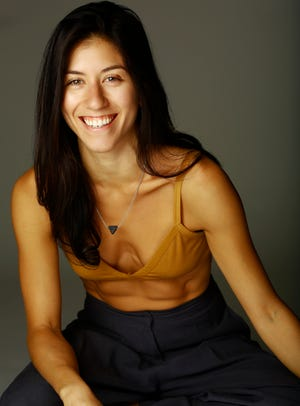 """Former Exhale Dance Tribe performer Alessandra Marconi will be back in town - virtually, of course - to join Planet Dance's Musical Theatre Workshop May 29-31. Marconi will teach a trio of classes featuring choreographic excerpts from """"Hamilton."""""""