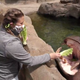 Cincinnati Zoo and Botanical Garden provides food and animal enrichment to Fiona and the zoo animals during the pandemic.