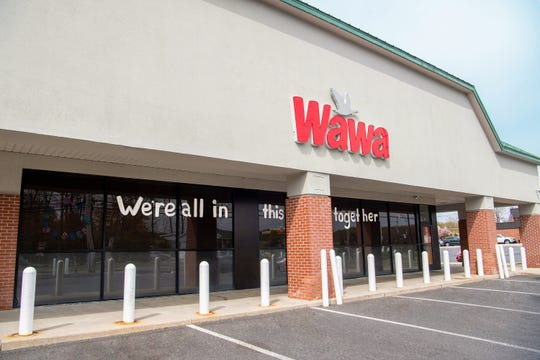 """Throughout the pandemic, Wawa's motto has been, """"We're all in this together."""""""