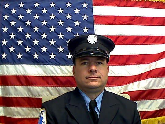 Union Township Firefighter Thomas Havyar