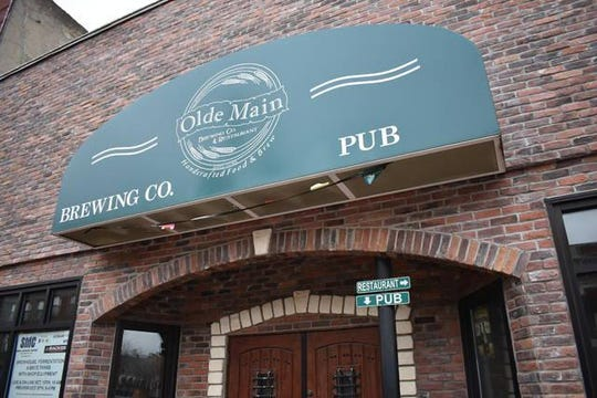 The now-closed Olde Main restaurant and brewery was located on Main Street in Ames.