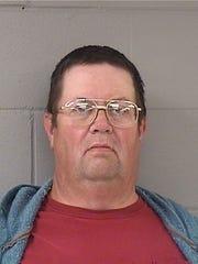 Robert S. Eakin, Sr., 59, shown in his Hardin County Jail mugshot.