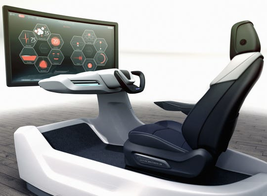 Supplier Faurecia is developing car seats that monitor occupants' health.