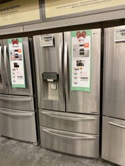 Appliance sales are up during the pandemic.