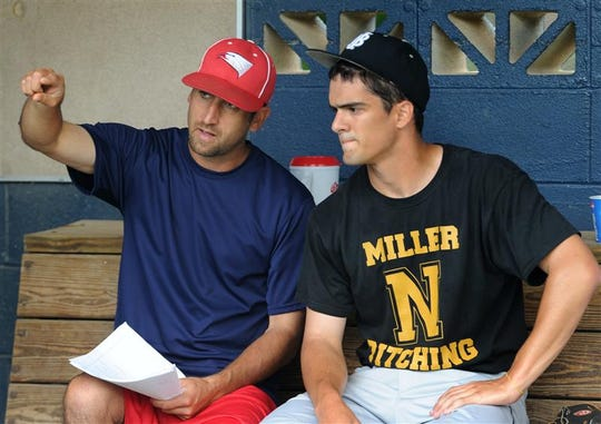 Since Tracy Archuleta took the helm of the USI baseball program in 2007, many players that have passed through have eventually ended up getting coaching themselves.